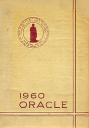 Page 1, 1960 Edition, Edward Little High School - Oracle Yearbook (Auburn, ME) online yearbook collection
