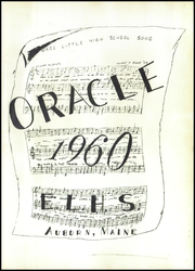 Page 5, 1960 Edition, Edward Little High School - Oracle Yearbook (Auburn, ME) online yearbook collection
