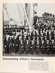 Page 12, 1969 Edition, Cacapon (AO 52) - Naval Cruise Book online yearbook collection