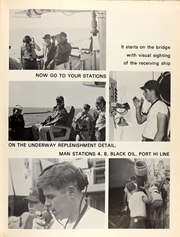 Page 17, 1969 Edition, Cacapon (AO 52) - Naval Cruise Book online yearbook collection