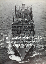 Page 5, 1969 Edition, Cacapon (AO 52) - Naval Cruise Book online yearbook collection