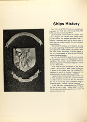 Page 6, 1969 Edition, Cacapon (AO 52) - Naval Cruise Book online yearbook collection