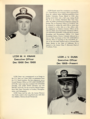 Page 9, 1969 Edition, Cacapon (AO 52) - Naval Cruise Book online yearbook collection