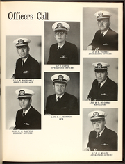 Page 11, 1971 Edition, Cacapon (AO 52) - Naval Cruise Book online yearbook collection