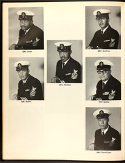 Page 14, 1971 Edition, Cacapon (AO 52) - Naval Cruise Book online yearbook collection