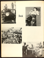 Page 16, 1971 Edition, Cacapon (AO 52) - Naval Cruise Book online yearbook collection