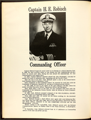 Page 6, 1971 Edition, Cacapon (AO 52) - Naval Cruise Book online yearbook collection