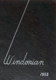 Page 1, 1955 Edition, Windham High School - Windonian Yearbook (Windham, ME) online yearbook collection