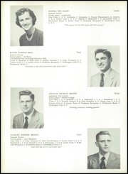 Page 12, 1955 Edition, Windham High School - Windonian Yearbook (Windham, ME) online yearbook collection