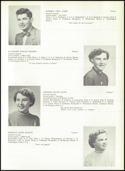 Page 13, 1955 Edition, Windham High School - Windonian Yearbook (Windham, ME) online yearbook collection