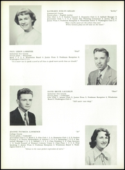 Page 14, 1955 Edition, Windham High School - Windonian Yearbook (Windham, ME) online yearbook collection