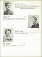 Page 15, 1955 Edition, Windham High School - Windonian Yearbook (Windham, ME) online yearbook collection