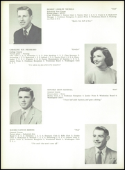 Page 16, 1955 Edition, Windham High School - Windonian Yearbook (Windham, ME) online yearbook collection