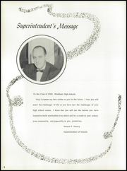 Page 12, 1959 Edition, Windham High School - Windonian Yearbook (Windham, ME) online yearbook collection