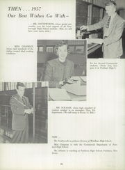 Page 14, 1958 Edition, Scarborough High School - Four Corners Yearbook (Scarborough, ME) online yearbook collection