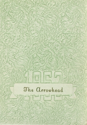 1952 Edition, Nokomis Regional High School - Arrowhead Yearbook (Newport, ME)