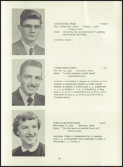 Limestone High School - Eagle Yearbook (Limestone, ME) online yearbook collection, 1954 Edition, Page 25