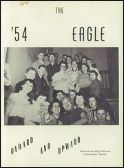 Page 7, 1954 Edition, Limestone High School - Eagle Yearbook (Limestone, ME) online yearbook collection