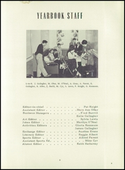 Page 9, 1954 Edition, Limestone High School - Eagle Yearbook (Limestone, ME) online yearbook collection
