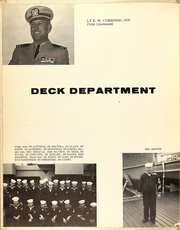 Page 10, 1967 Edition, Caliente (AO 53) - Naval Cruise Book online yearbook collection