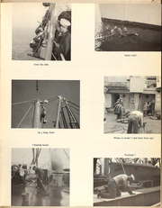 Page 11, 1967 Edition, Caliente (AO 53) - Naval Cruise Book online yearbook collection