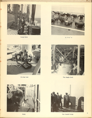 Page 13, 1967 Edition, Caliente (AO 53) - Naval Cruise Book online yearbook collection