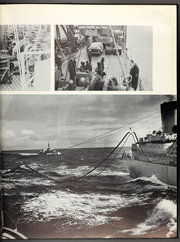 Page 11, 1968 Edition, Caliente (AO 53) - Naval Cruise Book online yearbook collection