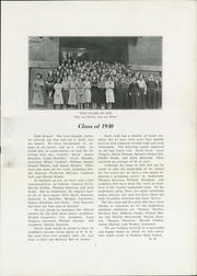 Page 11, 1938 Edition, Houlton High School - North Star Yearbook (Houlton, ME) online yearbook collection