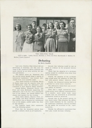 Page 7, 1938 Edition, Houlton High School - North Star Yearbook (Houlton, ME) online yearbook collection