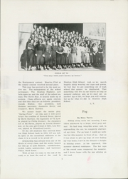 Page 9, 1938 Edition, Houlton High School - North Star Yearbook (Houlton, ME) online yearbook collection