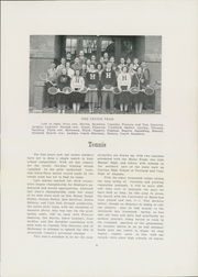 Page 13, 1939 Edition, Houlton High School - North Star Yearbook (Houlton, ME) online yearbook collection