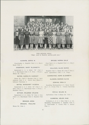 Page 15, 1939 Edition, Houlton High School - North Star Yearbook (Houlton, ME) online yearbook collection