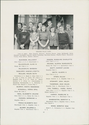 Page 17, 1939 Edition, Houlton High School - North Star Yearbook (Houlton, ME) online yearbook collection