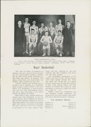 Page 9, 1939 Edition, Houlton High School - North Star Yearbook (Houlton, ME) online yearbook collection