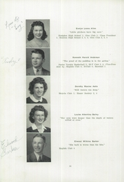 Page 12, 1944 Edition, Houlton High School - North Star Yearbook (Houlton, ME) online yearbook collection