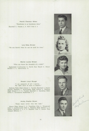 Page 13, 1944 Edition, Houlton High School - North Star Yearbook (Houlton, ME) online yearbook collection