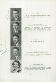 Page 14, 1944 Edition, Houlton High School - North Star Yearbook (Houlton, ME) online yearbook collection