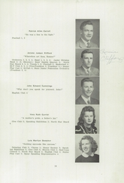 Page 15, 1944 Edition, Houlton High School - North Star Yearbook (Houlton, ME) online yearbook collection