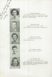 Page 16, 1944 Edition, Houlton High School - North Star Yearbook (Houlton, ME) online yearbook collection