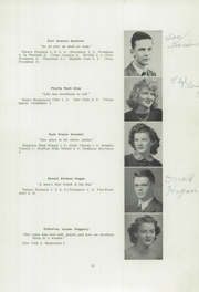 Page 17, 1944 Edition, Houlton High School - North Star Yearbook (Houlton, ME) online yearbook collection