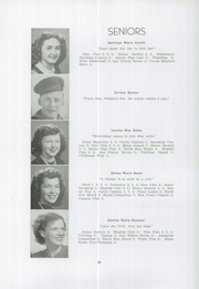 Page 12, 1947 Edition, Houlton High School - North Star Yearbook (Houlton, ME) online yearbook collection