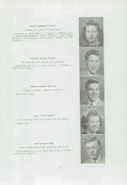 Page 15, 1947 Edition, Houlton High School - North Star Yearbook (Houlton, ME) online yearbook collection