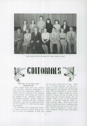 Page 6, 1947 Edition, Houlton High School - North Star Yearbook (Houlton, ME) online yearbook collection