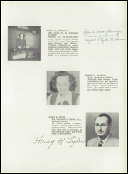 Page 13, 1952 Edition, Cape Elizabeth High School - Nautilus Yearbook (Cape Elizabeth, ME) online yearbook collection