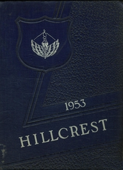 Page 1, 1953 Edition, Bucksport High School - Hillcrest Yearbook (Bucksport, ME) online yearbook collection
