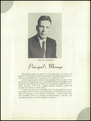 Page 9, 1953 Edition, Bucksport High School - Hillcrest Yearbook (Bucksport, ME) online yearbook collection