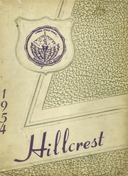1954 Edition, Bucksport High School - Hillcrest Yearbook (Bucksport, ME)