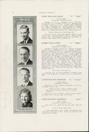 Page 10, 1937 Edition, Leavitt Area High School - Angelus Yearbook (Turner, ME) online yearbook collection