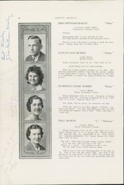 Page 12, 1937 Edition, Leavitt Area High School - Angelus Yearbook (Turner, ME) online yearbook collection