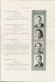 Page 13, 1937 Edition, Leavitt Area High School - Angelus Yearbook (Turner, ME) online yearbook collection
